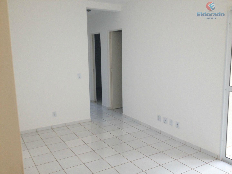 Apartamento residencial para locação, Jardim Volobueff (Nova Veneza), Sumaré - AP0651.