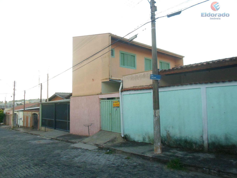 Casa  residencial para locação, Parque Nova Veneza/Inocoop (Nova Veneza), Sumaré.