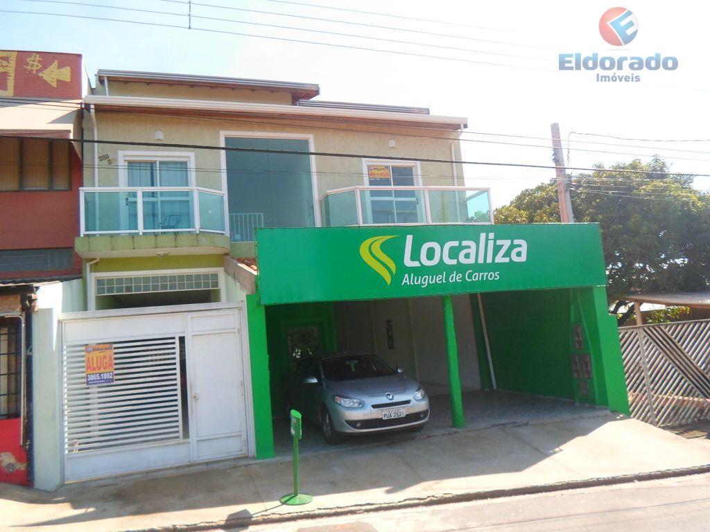 Casa  residencial para locação, Parque Residencial João Luiz, Hortolândia.
