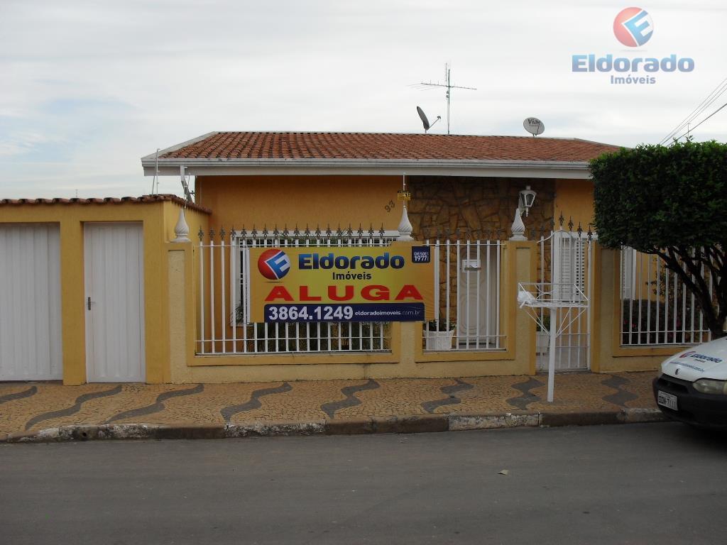 Casa residencial para venda e locação, Jardim Nova Veneza, Sumaré - CA5522.
