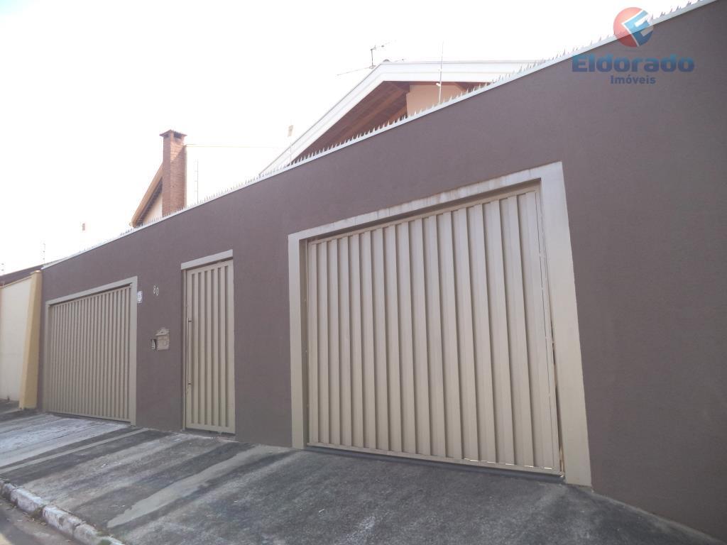 Casa residencial à venda, Jardim Nova Veneza, Sumaré - CA5723.
