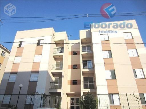 Apartamento residencial para locação, Jardim Volobueff (Nova Veneza), Sumaré - AP1073.