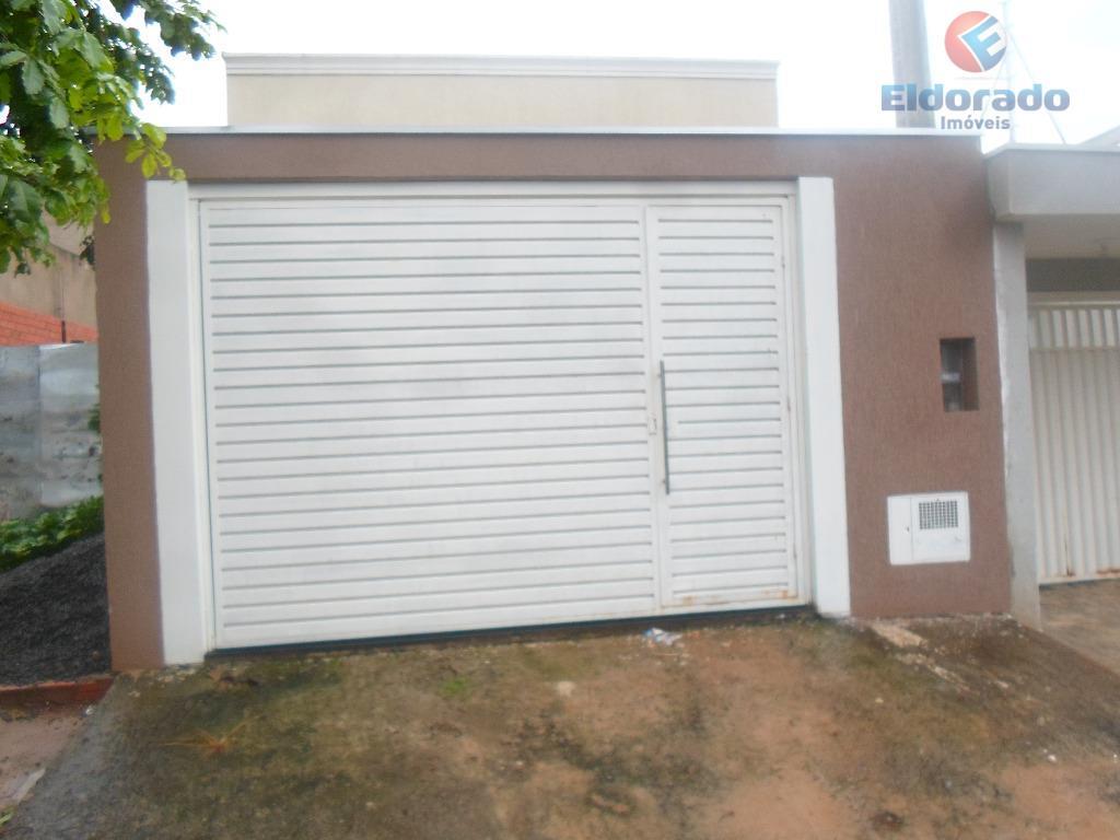 Casa residencial para locação, Jardim Novo Cambui, Hortolândia.