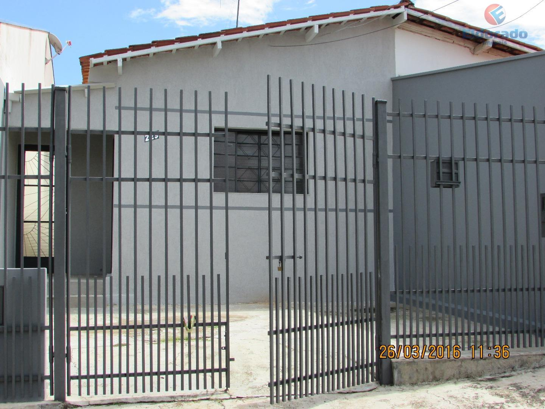 Casa residencial para venda e locação, Jardim São Domingos, Sumaré.