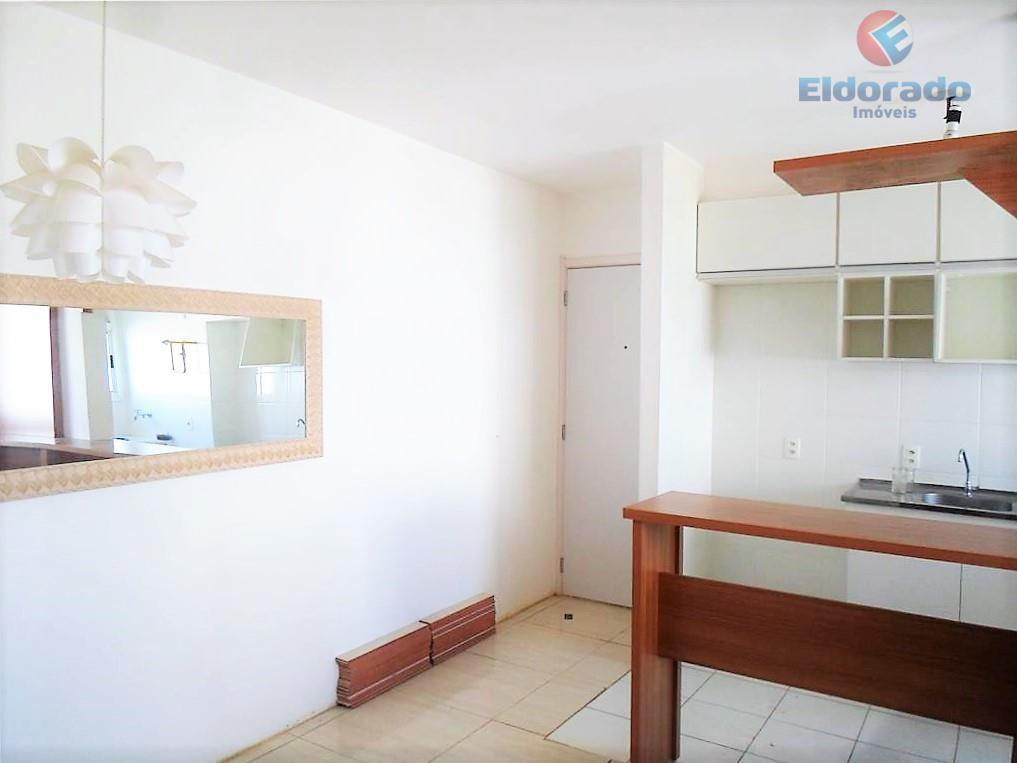 Apartamento  residencial para locação, Jardim Novo Ângulo, Hortolândia.