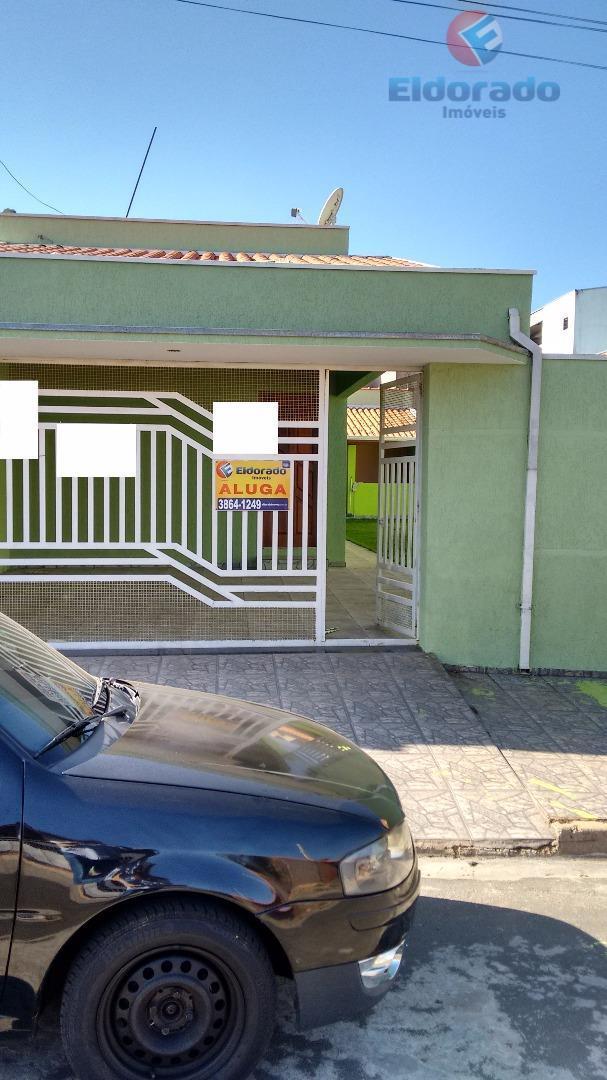Casa residencial para locação, Jardim dos Ipês, Sumaré - CA0048.