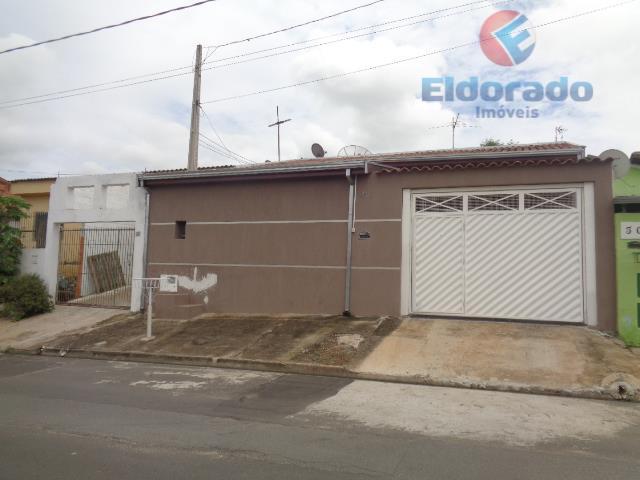 Casa  residencial à venda, Jardim Nova Hortolândia II, Hortolândia.