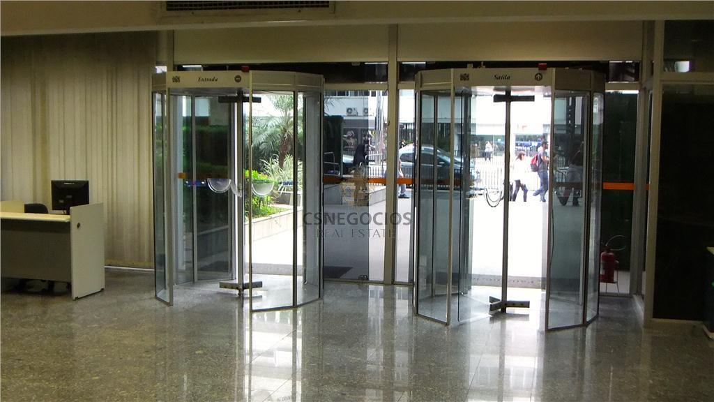 prédio inteiro monousuário na avenida paulista contendo 16 andares, heliponto, 4 subsolos sendo três para estacionamento...
