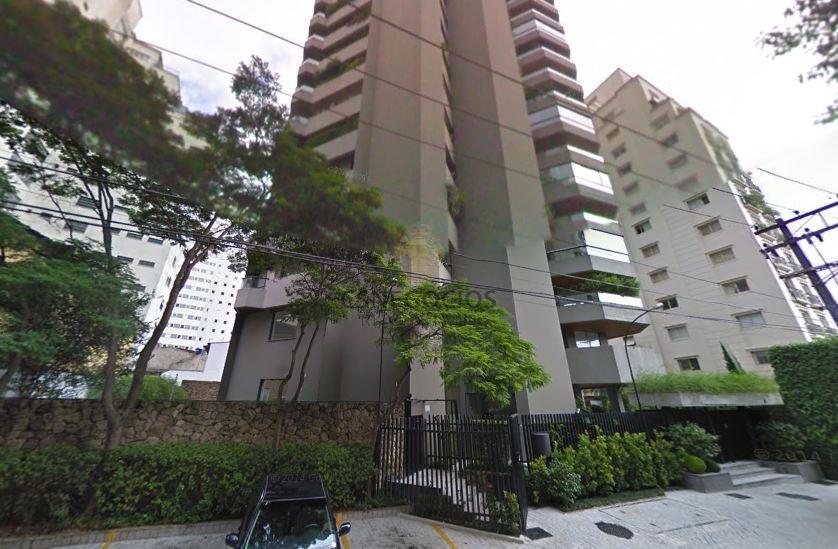 Apartamento com 400 m², 4 suítes - 1 com closet, 4 vagas, Jd. Paulista, SP