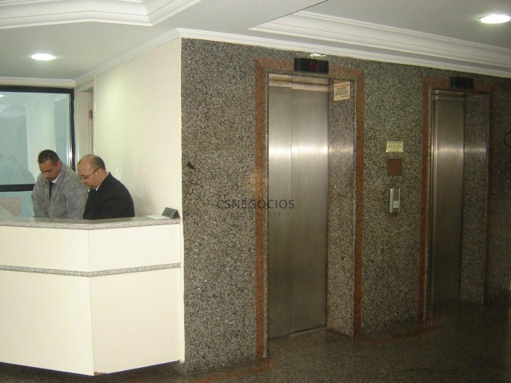 prédio comercial, com 6 andares -au: 3754 m², com 48 salas - suite , 2 elevadores,...