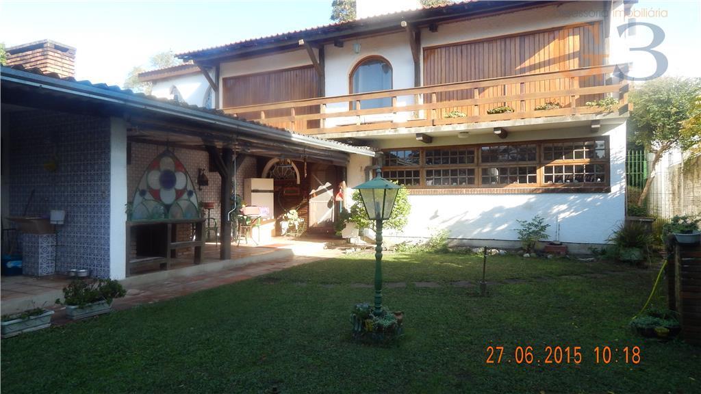 Casa residencial à venda, Recanto de Portugal, Pelotas - CA1091.