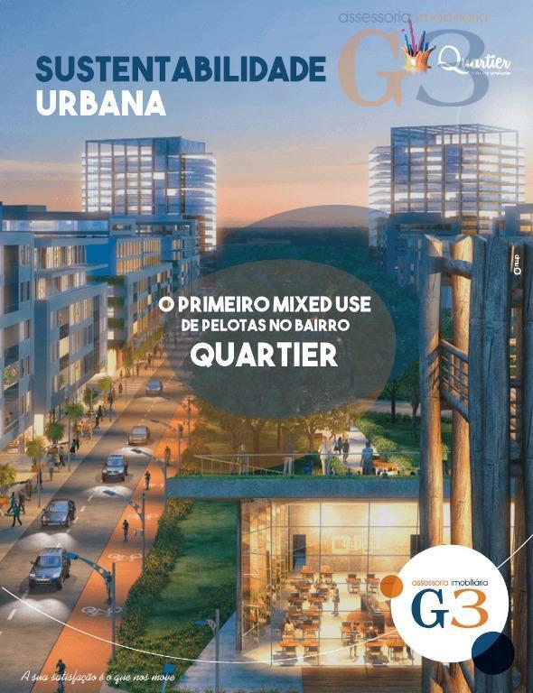 Lançamento sala comercial Bairro Quartier Pelotas