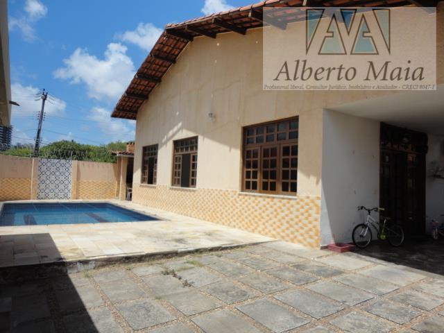 Casa residencial à venda, Guararapes, Fortaleza.