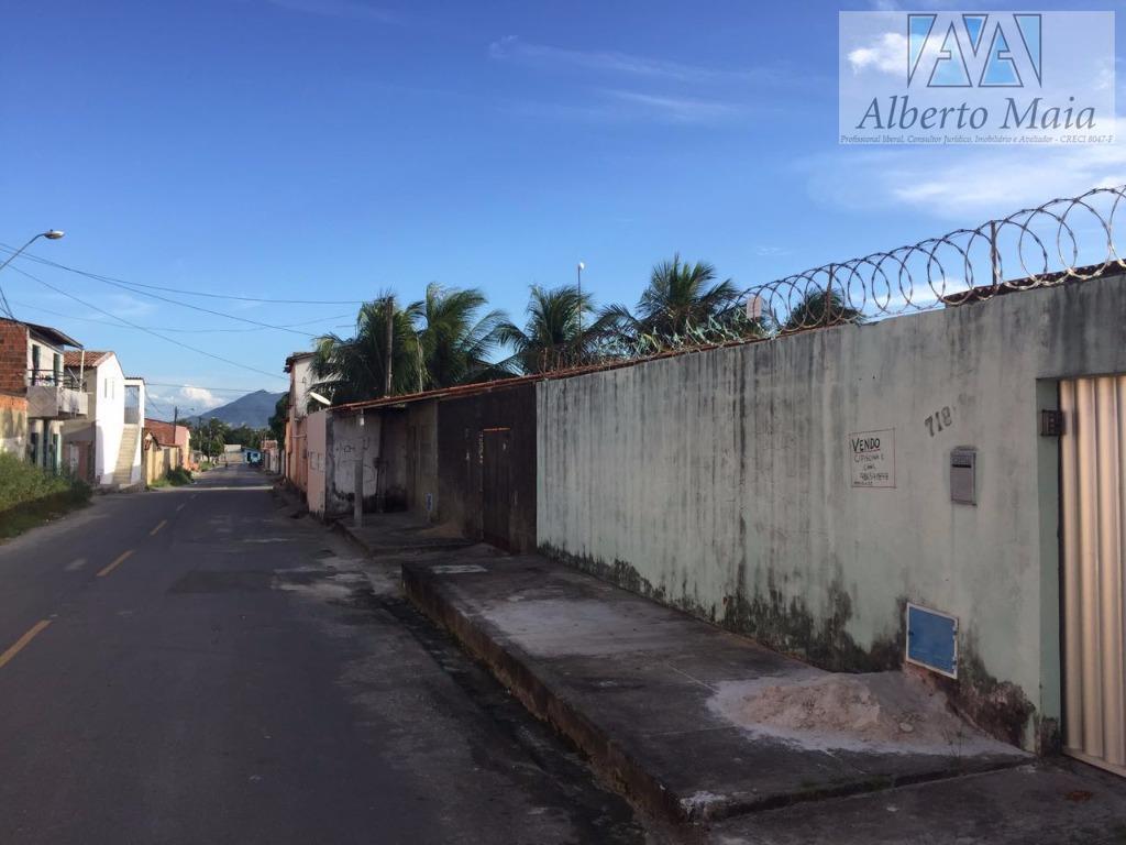 Casa residencial à venda, Parque Soledade, Caucaia.