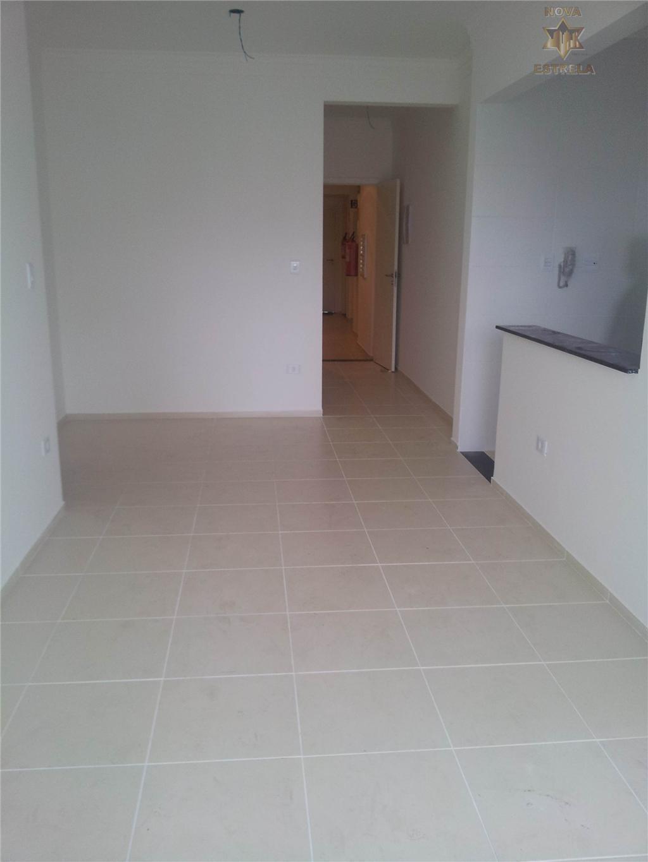 Apartamento 2 dormitórios novo residencial à venda, Canto do Forte, Praia Grande - AP0842.