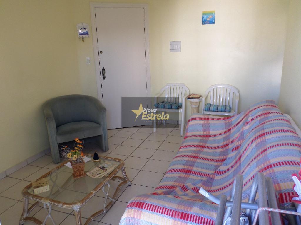Apartamento  residencial 1 dormitório  à venda, Cidade Ocian, Praia Grande.