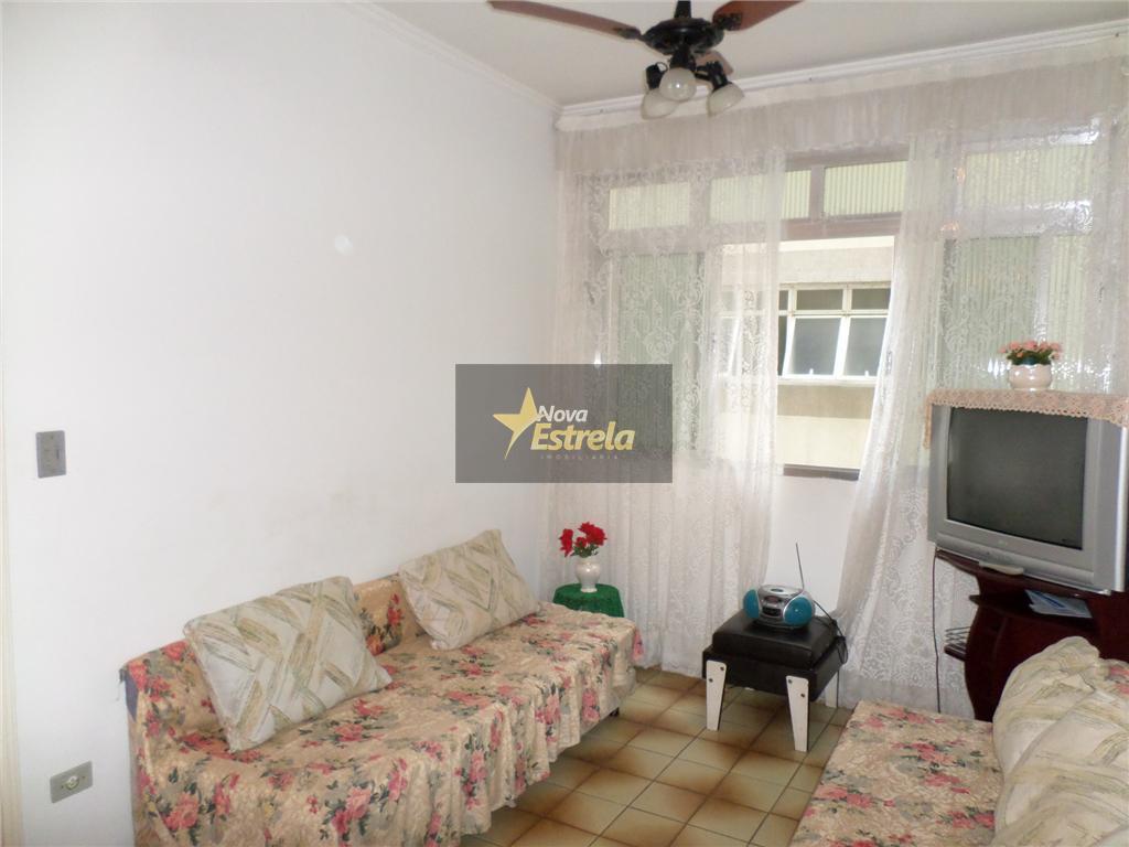 Apartamento 1 dormitório à venda, Cidade Ocian, Praia Grande - AP0915.