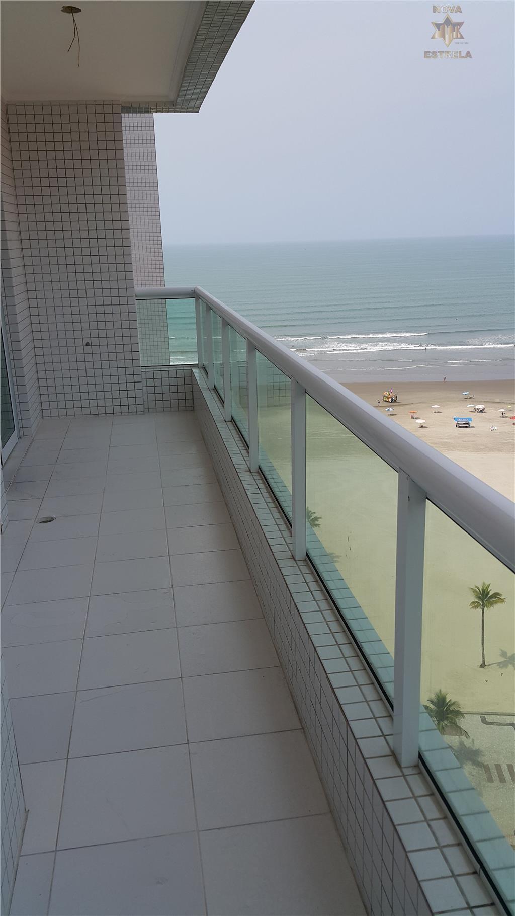 Apartamento  2 dormitórios à venda, Vila Guilhermina, Praia Grande - AP1185.