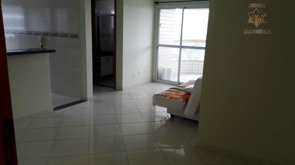 Apartamento 1 dormitório maravilhoso churrasqueira na sacada e lazer completo prédio alto padrão