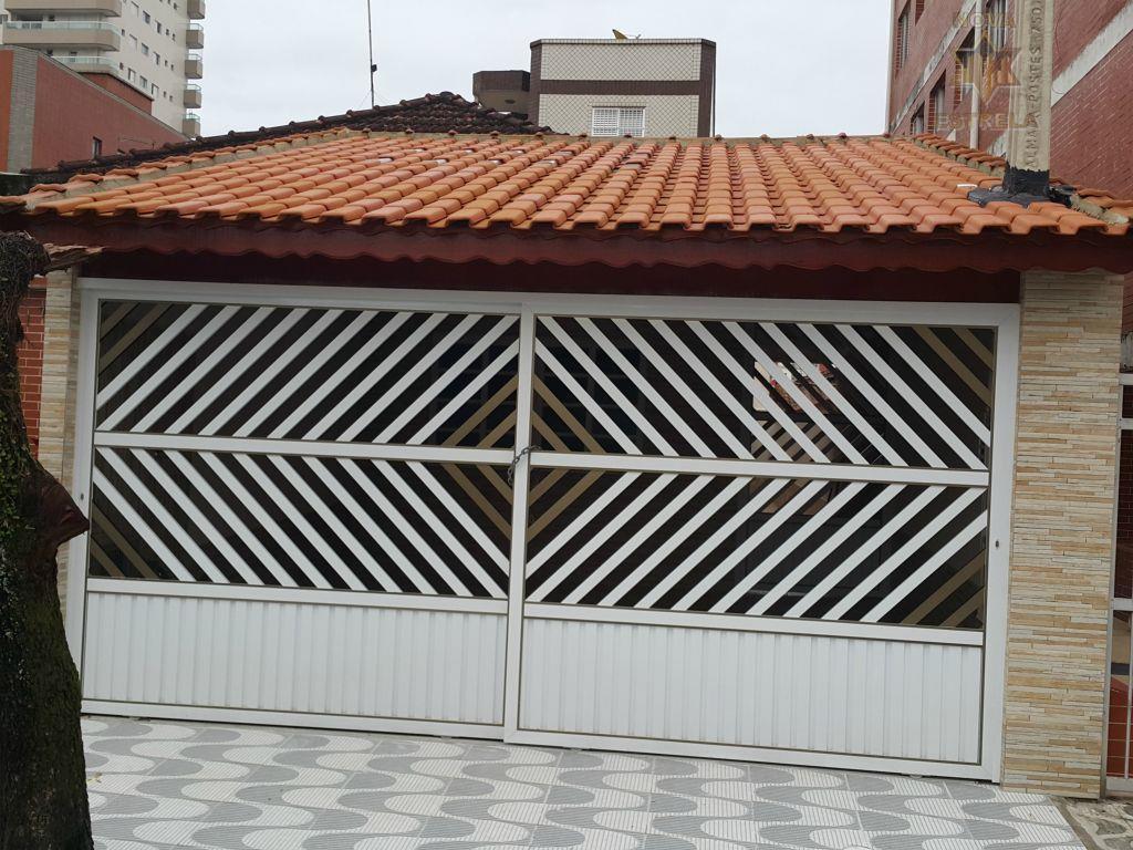 Casa 2 dormitórios, Cidade Ocian, Praia Grande.