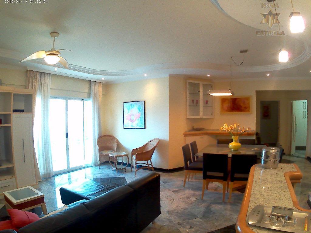 oportunidade imperdível!belíssima cobertura duplex a 80 metros do mar. 3 dormitórios sendo 3 suítes, sala com...