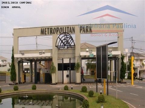 metropolitan park paulíniasobrado no condomínio metropolitan park com 04 suítes, (suíte master c/ closet e hidro),...
