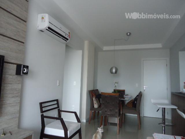 Apartamento semi-mobiliado!!!