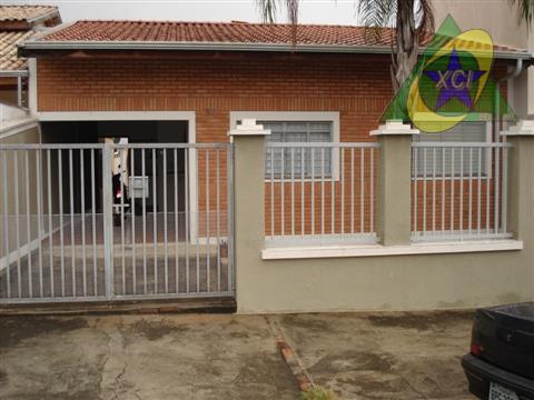 Casa Residencial à venda, Parque Imperador, Campinas - CA3196.