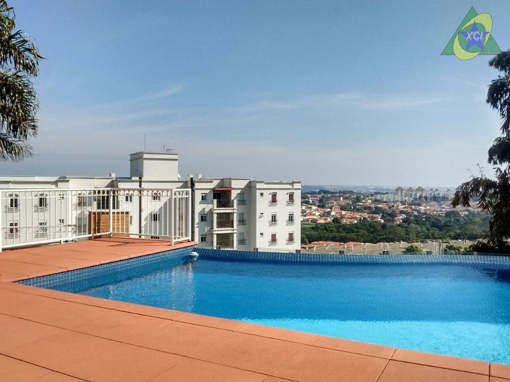 Apartamento  residencial para locação, Loteamento Residencial Vila Bella, Campinas.
