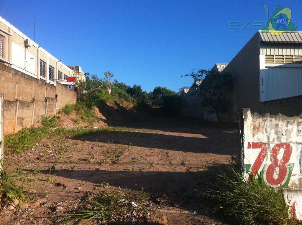 Terreno residencial para venda e locação, Jardim Conceição (Sousas), Campinas.
