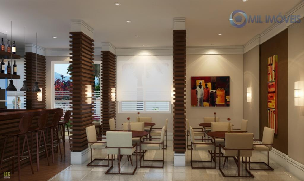 jardim aquarius - oportunidade - apartamento 95m² - 3 dormitórios, suíte com sacada, sala com ampla...