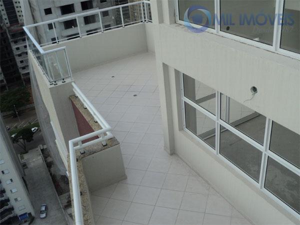 Cobertura  residencial à venda, Parque Residencial Aquarius, São José dos Campos.