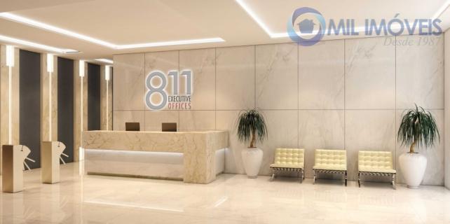 811 Executive Offices a melhor escolha de sala comercial