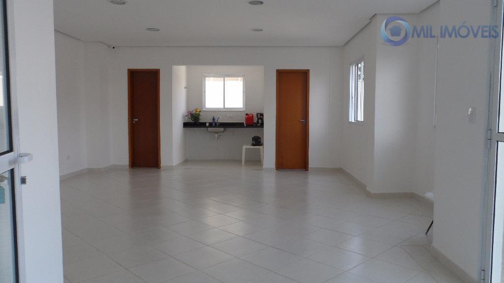 Cobertura  residencial para locação, Jardim das Indústrias, São José dos Campos.