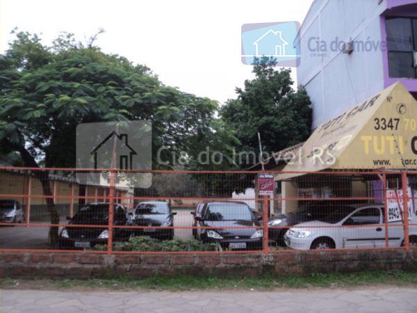 Terreno comercial para locação, Jardim Itati, Porto Alegre.