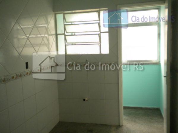 exelente apartamento com 01 dormitório, sala, cozinha, banheiro, e area de serviço. apartamrnto próximo de tudo...
