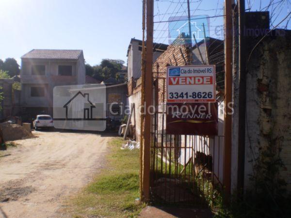 Terreno  residencial à venda, Jardim Floresta, Porto Alegre.