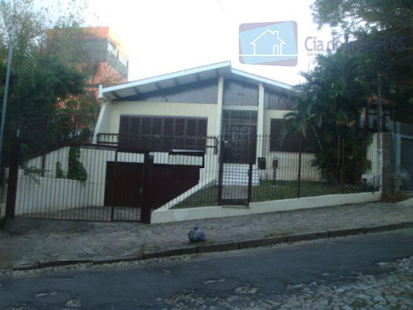Casa residencial para locação, Cristo Redentor, Porto Alegre.