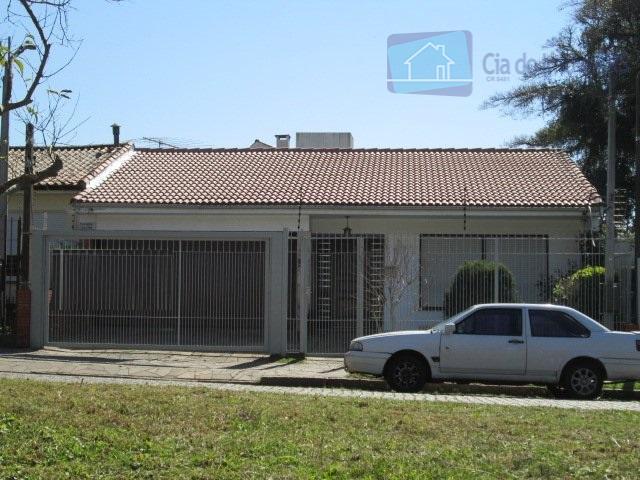 Casa residencial para locação, Jardim Lindóia, Porto Alegre.