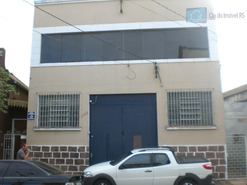 Galpão comercial para venda e locação, Floresta, Porto Alegre.