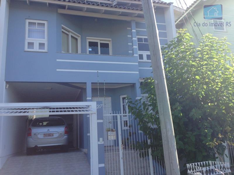 Casa residencial à venda, Bela Vista, Canoas.