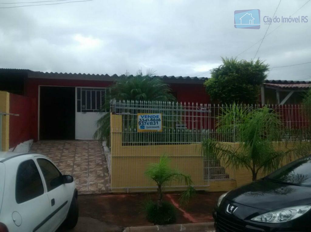 Casa residencial à venda, Morada do Vale II, Gravataí.