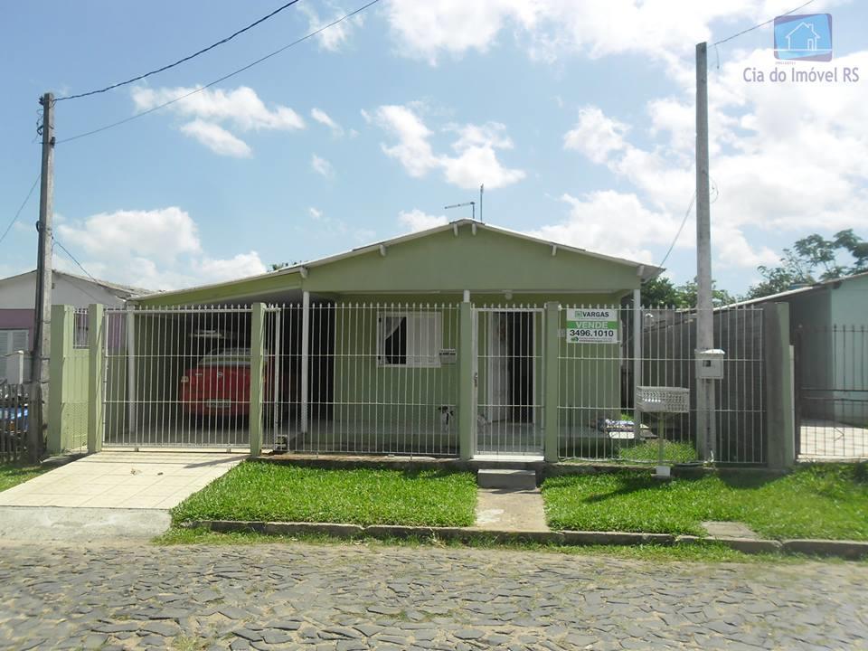 Casa residencial à venda, Loteamento Vila Rica, Gravataí.