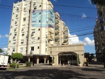 Apartamento residencial para locação, São Sebastião, Porto Alegre.