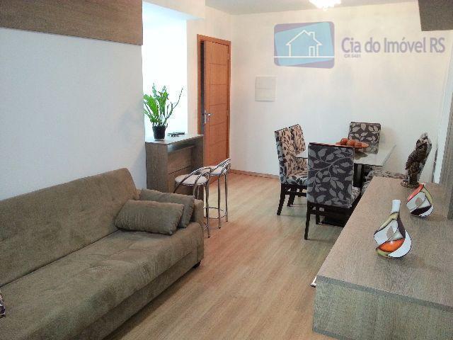 Apartamento residencial à venda, Vila Monte Carlo, Cachoeirinha.