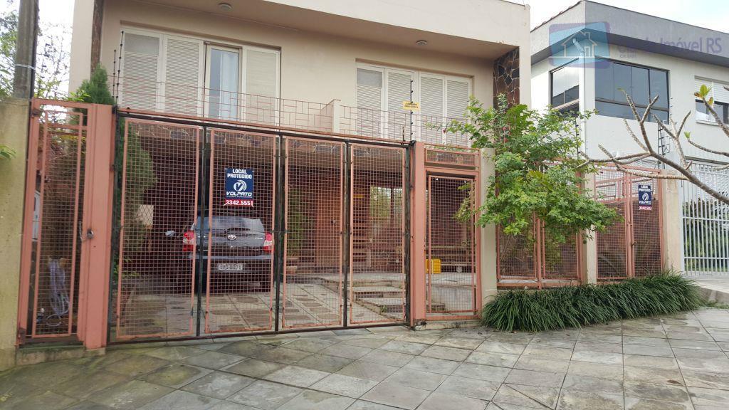 Casa residencial à venda, Jardim São Pedro, Porto Alegre.