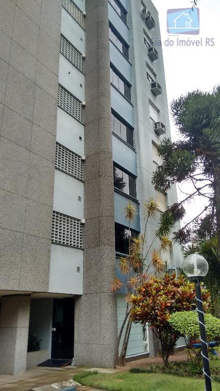 Apartamento residencial para locação, Cristo Redentor, Porto Alegre.