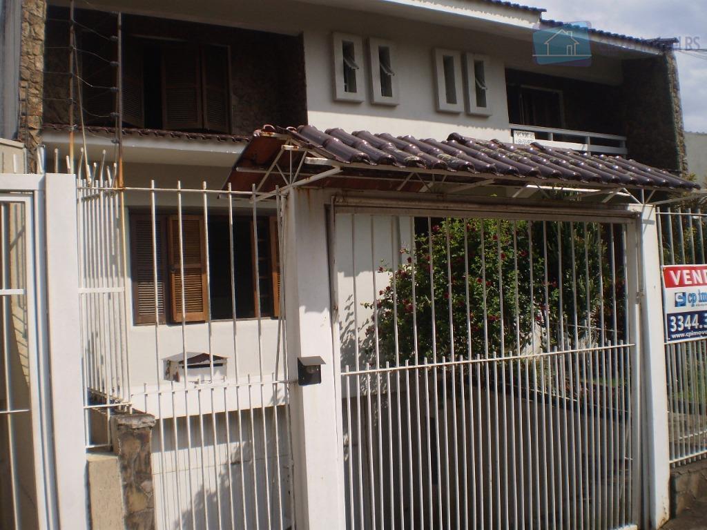 Casa residencial à venda, Jardim Floresta, Porto Alegre.
