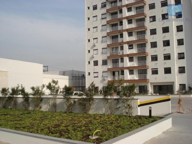 Apartamento residencial para locação, Santa Maria Goretti, Porto Alegre.