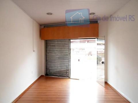 Loja comercial para locação, São João, Porto Alegre.